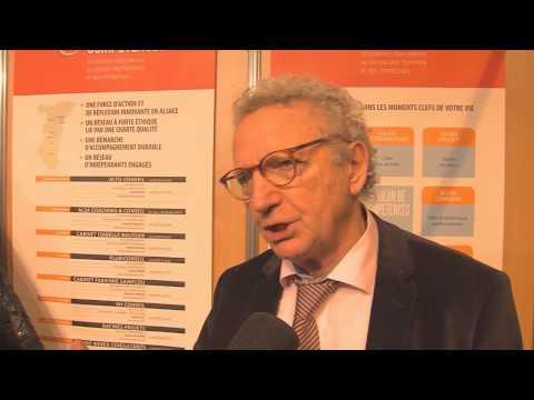 Interview de Robert Weber, Réseau Evolution et Compétences - Salon Régional Formation Emploi 2015