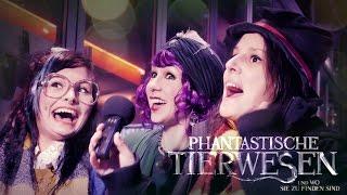 Vlog: PHANTASTISCHE TIERWESEN feat. COLDMIRROR & Nici NeverGrowUp