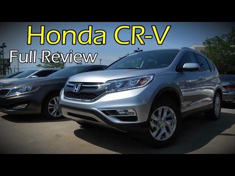 2016 Honda CR-V: Full Review | LX, SE, EX, EX-L & Touring