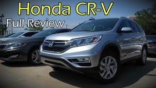 Honda CR V 2016 Videos