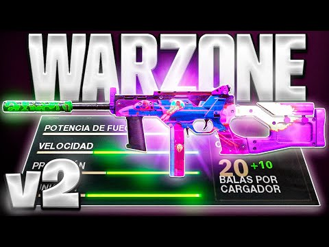 LA MEJOR CLASE DE LA LC-10 EN CALL OF DUTY WARZONE V2