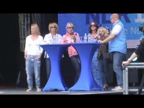 Autogrammstunde Kieler Woche Teil 1