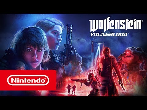 Wolfenstein: Youngblood - E3 2019 Trailer