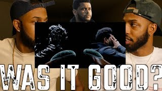 "GESAFFELSTEIN FEAT. THE WEEKND ""LOST IN THE FIRE"" REVIEW AND REACTION #MALLORYBROS 4K"