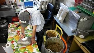 Шиитаке, Как сделать грибной блок по стерильной технологии(Данное видео должно дать вам ответ на вопрос: как сделать грибной блок по стерильной технологии. Этот спосо..., 2013-06-09T03:28:04.000Z)