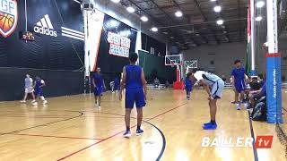 Fastbreak Sports White 17U vs HOYAS Blue 17U Replay