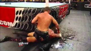 WWE-Chris Jericho did not really break the bottle on the back of cm punk +Proof