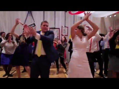 Jeff & Ashley | Utah Wedding Flash Mob // Reign Media