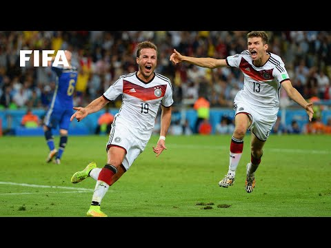 GERMANY v ARGENTINA (1:0) - 2014 FIFA World Cup™