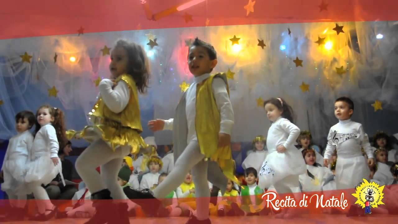 Recita di natale 2013 scuola dell 39 infanzia paritaria p for Addobbi finestre natale scuola infanzia