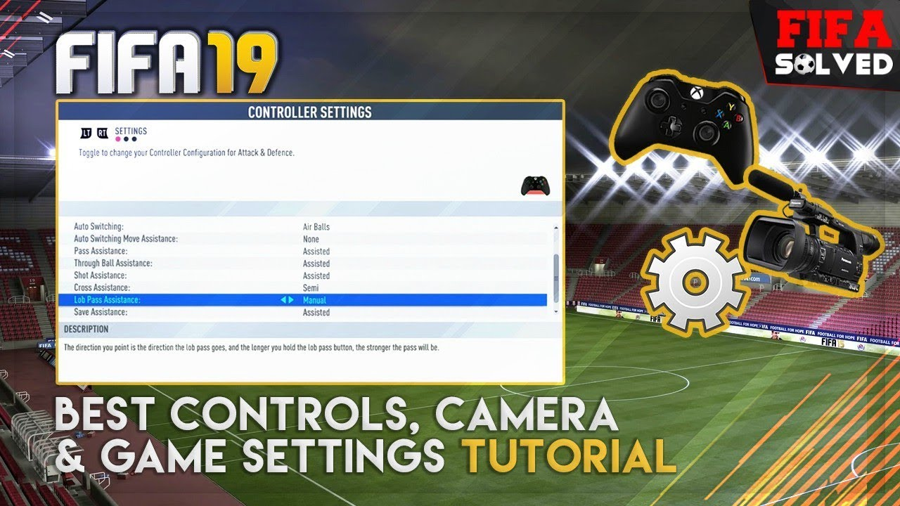 19 Best Ideas Of White Carpet Living Room: FIFA 19 Best Controls, Camera & Settings Tutorial
