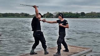 Hướng dẫn sử dụng gậy Baton, gậy 3 khúc, ba trắc - Mr. Huy Côn