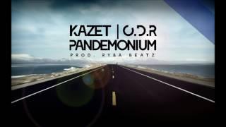 Kazet ft. O.D.R - Pandemonium (prod. Ryba Beatz)