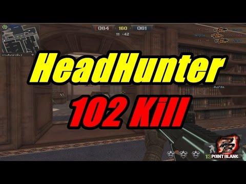 Point Blank - Dopper 102 Kill (Headhunter)