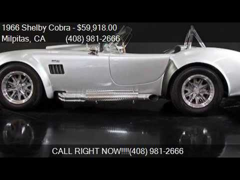 1966 Shelby Cobra  for sale in Milpitas, CA 95035 at NBS Aut