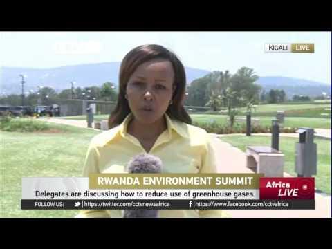 U.S. Secretary of State meets Zhai Qing at summit in Kigali