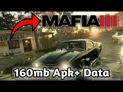 Download | Mafia 3 Rivals | [160mb] On Your Android Device 🔴 APK+Data
