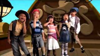 Jake and the Never Land Pirates | Talk like a Pirate! | Disney Junior UK