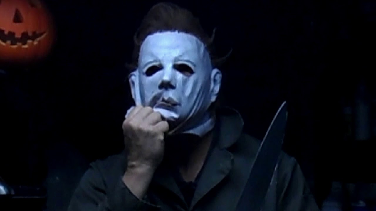 e8f48b338aa58 The Worlds THINNEST Michael Myers mask -Thin Ringer - YouTube