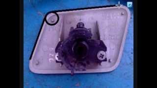видео Изготовление резиновой заглушки