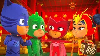 Love Friends #2 | Valentine's Day Special | PJ Masks Official