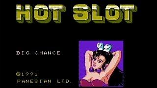 Hot Slots - NES Gameplay