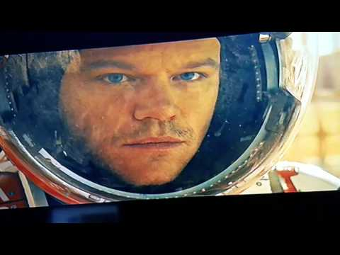 The Martian, Hexadecimal Scene