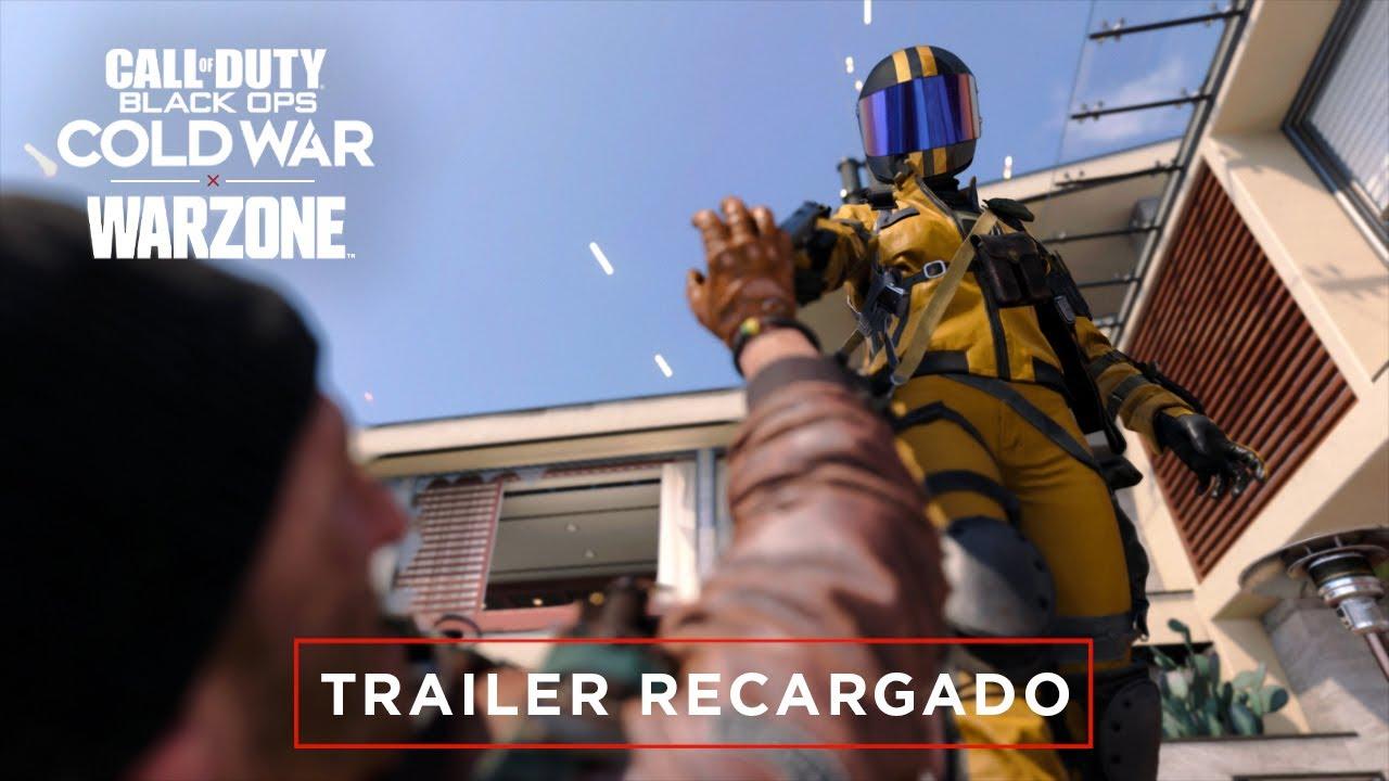 Call of Duty®: Black Ops Cold War & Warzone™ Trailer Recargado