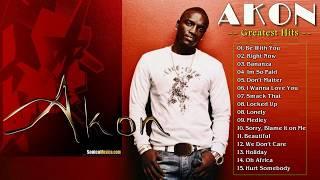Video Akon Greatest Hits Full Album 2017 download MP3, 3GP, MP4, WEBM, AVI, FLV Juli 2018