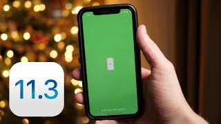 New iOS 11.3 Details & $29 Apple Battery Replacement Program!