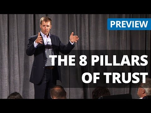 The 8 Pillars of Trust - David Horsager - Build a Solid Foundation for Leadership