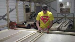 Part 1: Building A Side Mount Murphy Bed By A Simple Design Of Ocala