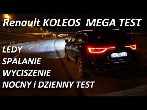 Renault KOLEOS 2.0 dCi X-Tronic - MEGA TEST PL