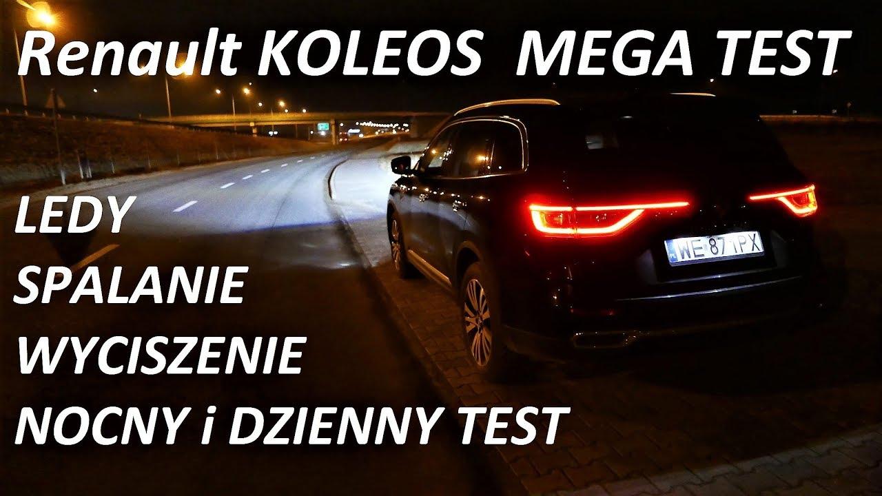 Renault KOLEOS 2.0 dCi X-Tronic – MEGA TEST PL