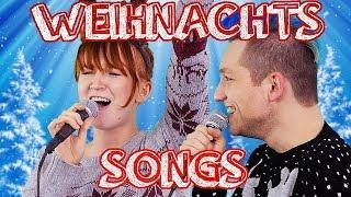 WEIHNACHTSSONGS auf Trap/Rock/Pop Beats singen! - SONGS SINGEN mit Rezo