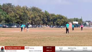 Live Cricket Match | Pink Panther Potanar vs Asclepius Cricket Club | 10-Nov-19 10:12 AM 20 over...