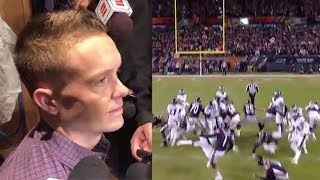 Bears' Kicker Cody Parkey Gets DEMOLISHED On Twitter After TRASH FG Miss In Loss To Eagles