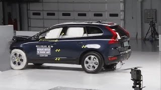 Crash Test Volvo Compilation