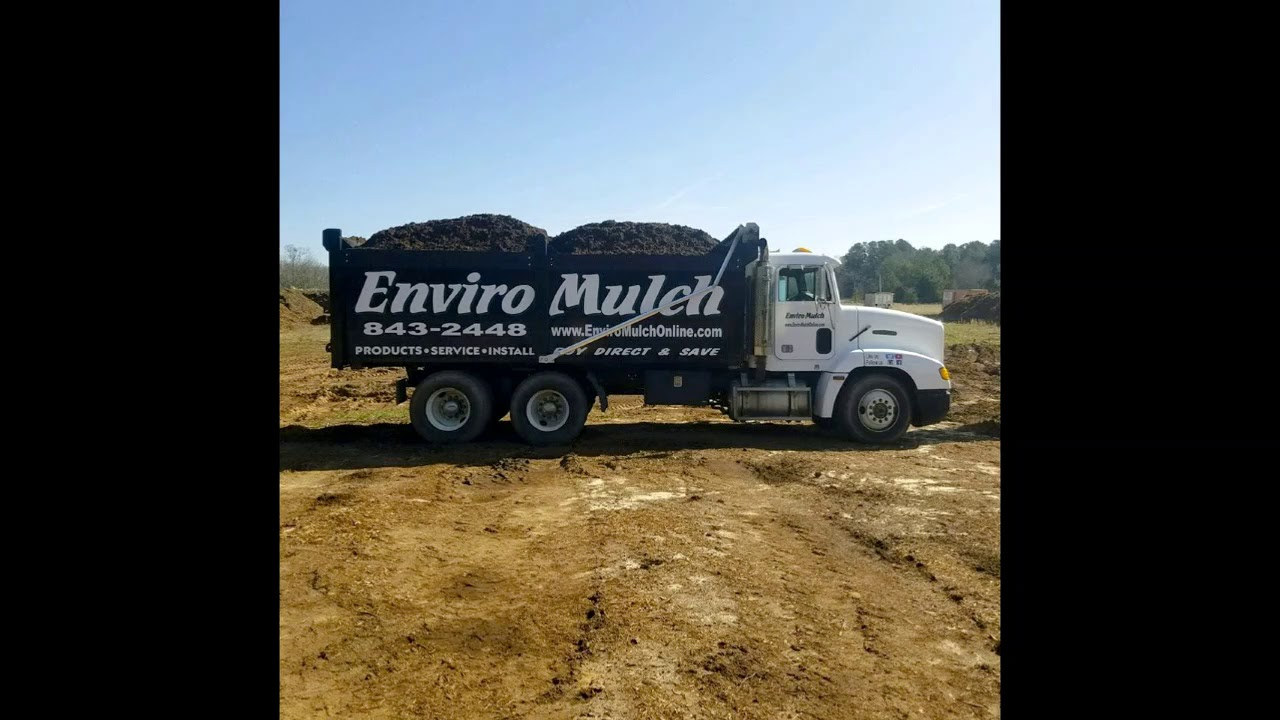 Mulch, Gravel, Sand and Organic Soil For Upstate South Carolina