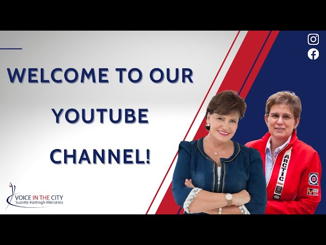 Welcome to Voice in the City's YouTube Channel.