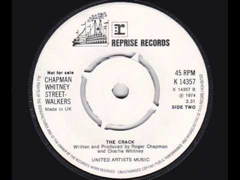 Chapman Whitney Streetwalkers - The Crack
