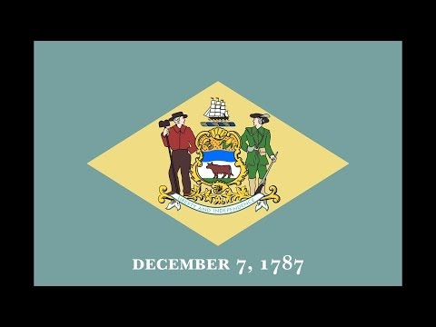Delaware's Flag and its Story