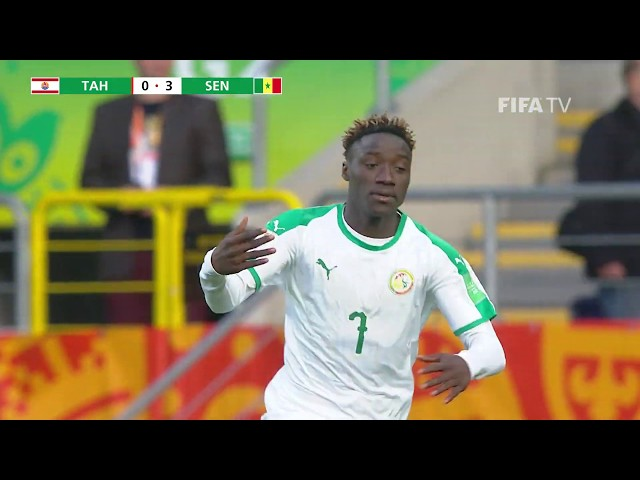 MATCH HIGHLIGHTS - Tahiti v Senegal - FIFA U-20 World Cup Poland 2019