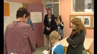 Repeat youtube video le collège Evariste Galois d'Algrange ouvre ses portes