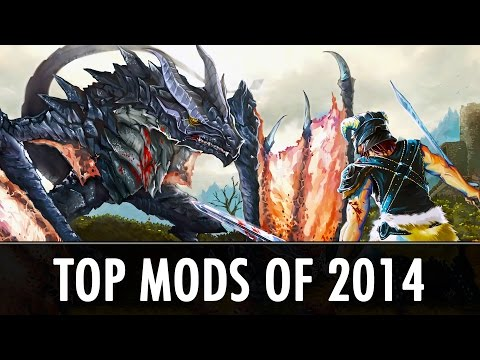 Our Top Skyrim Mods Of 2014