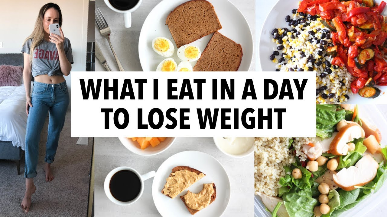 ideas of food to eat to lose weight