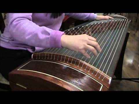 Guzheng - High Mountain Flowing Water 古筝-高山流水