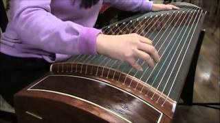 Guzheng - High Mountain Flowing Water 古筝-高山流水