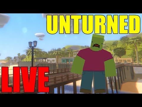 UNTURNED LIVE | Hawaii Map