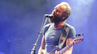 If I Ever Lose My Faith in You - Sting - Live Pistoia Blues 2015